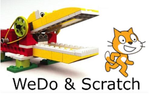 Scratch 1.4  + LEGO WeDo 1.0