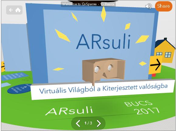 CoSpaces a programozható Virtuális Világ-szerkesztő platform