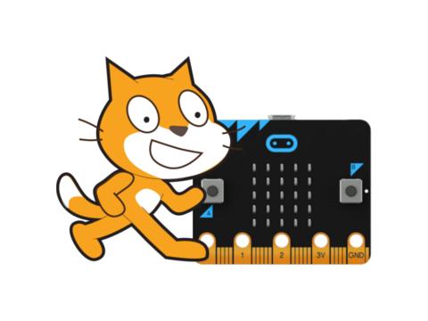 Amikor a micro:bit a SCRATCH-el interakcióba lép