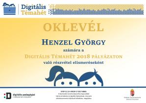 Henzel György1