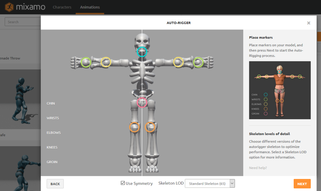 TinkerCAD – Mixamo – Unity | ŠkolAR - ARsuli